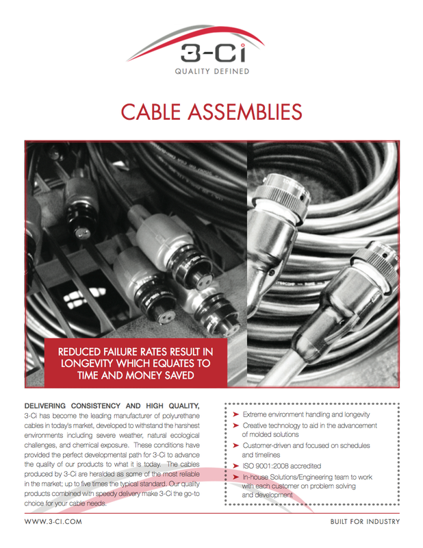 cable assemblies calgary